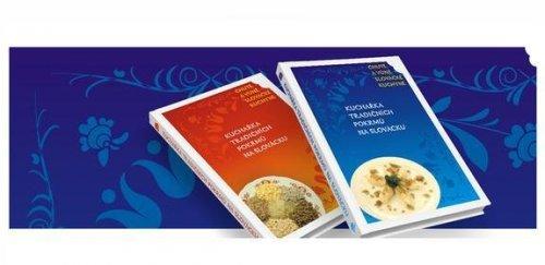Kuchařky tradičních pokrmů na Slovácku opět v prodeji