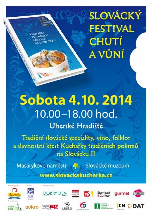 Slovácký festival chutí a vůní