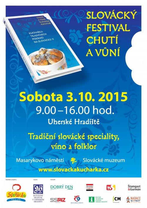 Slovácký festival chutí a vůní nabídne místní speciality i nový pořad o vaření